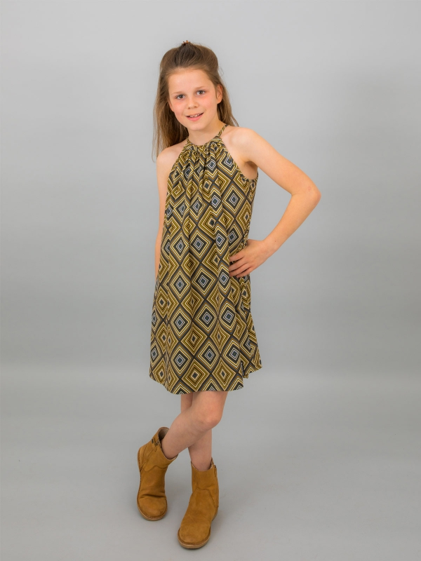 Dress By Mila - Jurk African Diamond (M)