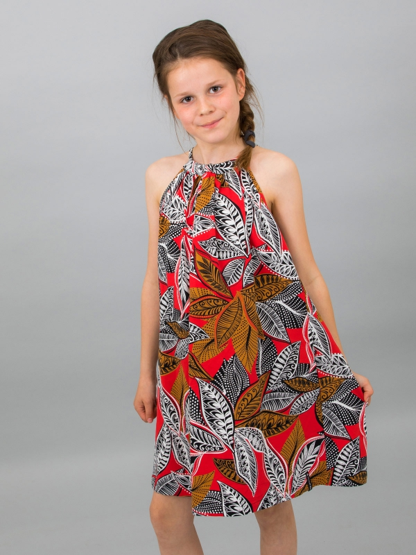 Dress By Mila - Jurk Safari (M)