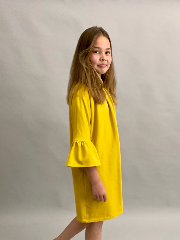 All season dress oker - Dress By Mila